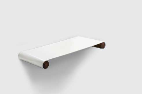 Float Float is a simple tray made from sheet metal