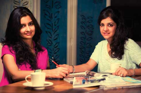 Pooja Malhotra and Gopika Parekh