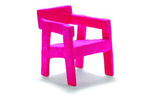 Capellini's Fracture Furniture