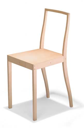 The Plywood Chair