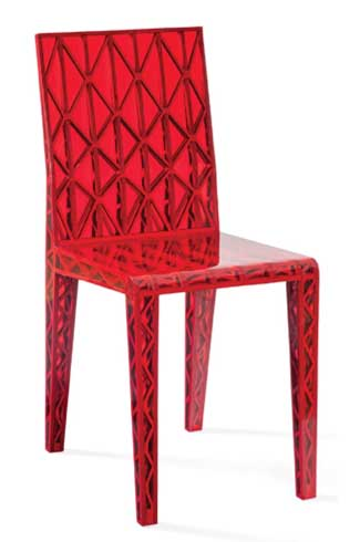 Rouge Chair