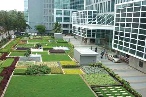 Harmony squared for Grid landscape design