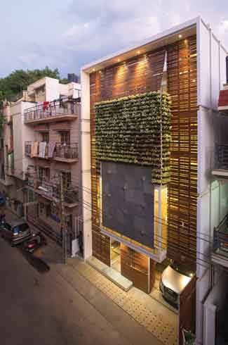Techno Architecture Inc., S. Rajesh, M House, Little India, Lantern House, H.D. Kumaraswamy