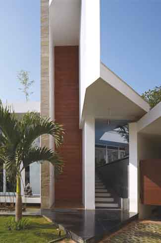 Golconda, Hyderabad, Sameep Padora & Associates, sP+a, The Fort House.