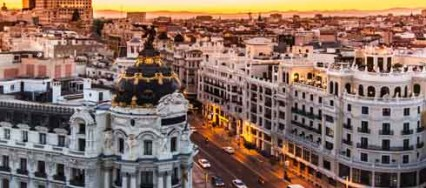 Madrid, Golden Triangle of Art, Prado, Reina Sofia, Salesians, Nomada Market, Royal Palace