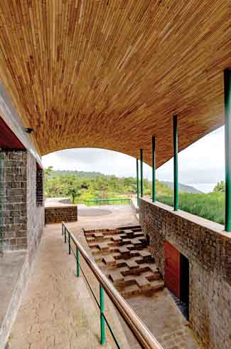 Mulshi Lake House, Navkar Architects, Pune, Mulshi.