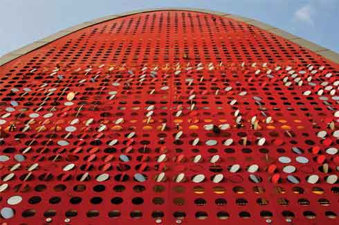 Vaibhav Dimri, Madhav Raman, Anagram, Anagram Architects, New Delhi.