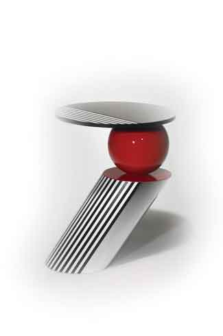 Lee Broom, London, Design with a Bit of Drama, theatrical, British Designer of the Year 2012.