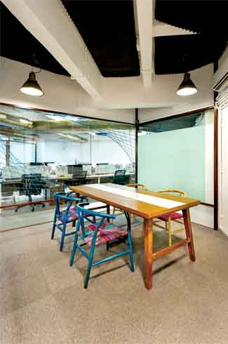 Dalberg, Ipsit Patel, Mumbai office, Patch Design Studio, Rika Chaudhary.