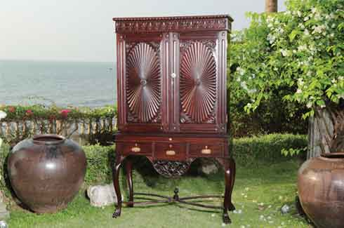 Anglo Indian, Art Deco, Ethnic furniture, Ricky Lamba, The Raj Company, vintage furniture.