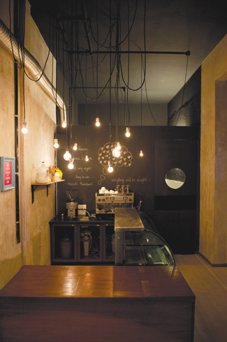 Ravi Vazirani, Ravi Vazirani Design Studio, RVDS, Atmosphere, The Stolen Coffee Room, Bijoy Jain.