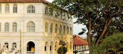 Aman resorts, Sri Lanka, Amangalla, Galle Fort, Kerry Hill Architects Singapore, Geoffrey Bawa , Amanwella, Tangalle.