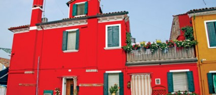 Burano, Italy, colourful cities, Burano Lace, archipelago.