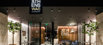Resort AthensWas, Athens, Design Hotels, classic modernism, Greece.