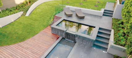 Australian landscape architect, Nathan Burkett, AILDM National Landscape Design Awards 2010, landscape design.