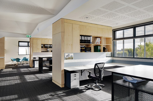 Sanwell Headquarters, Perth, Braham Architects, environmentally sustainable design, Ben Braham.
