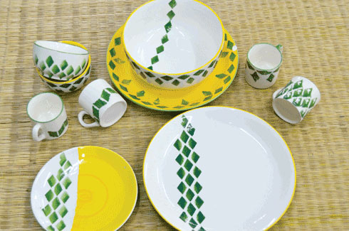 Ankita Singhal, young Indian designers, upcoming Indian talent, National Institute of Design, ceramics, glass design, Titan, The Home Story, dinnerware, home decor.