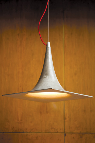 Cristian Mohaded, Argentinean designer, Andes lamp, Volta lamp, concrete lamps, Malla hand-woven carpets, Half & Half collection, T chair, Elephant vase, Bonaparte lamp, Hula ceiling lamp, Pilla ceiling lamp, Twist chair, Once chair.