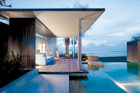 Embrace serenity for Design hotels tm