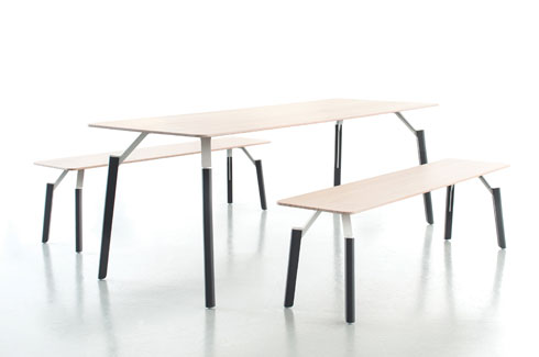 Moritz Putzier, Design Plus Award, German Design Award, Plywood Companion, HangUp shelf, Pure Talents Contest, IMM Cologne, Levo bench and table, Noctus, Cluster Dots.