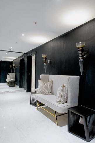 Sussanne Khan, The Charcoal Project, Oberoi Realty, Priviera, Khar, Mumbai, Guz Architects, Singapore, open design plan.
