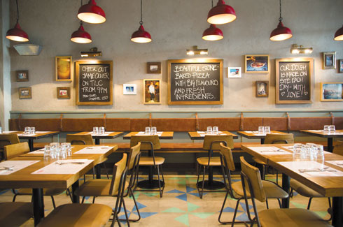 Jamie Oliver launched two outposts, Jamie's Pizzeria and Jamie's Italian, in Gurgaon and New Delhi respectively. Each restaurant is unique and carefully designed to incorporate the history of the building, the personality of the city and to create an atmosphere where the focus is on exceptional food and good company.