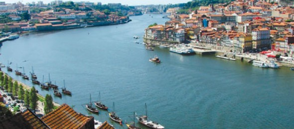 Portugal, River Douro, Porto, Teatro Baquet, Portuguese Centre of Photography, Livraria Lello.
