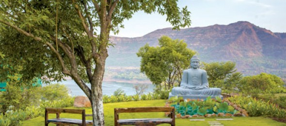 Atmantan, Nikhil Kapur, Wellness Spa, Sahyadri Mountains, Mulshi Lake.