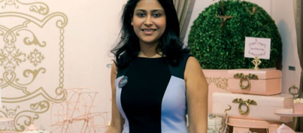 Vidushi Gupta Agarwal, Elan, décor and gifting brand, Hauz Khas Village, New Delhi.