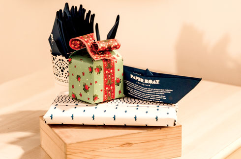 Paper Boat Collective, handcrafted products, Goa, Bhagyashree Patwardhan.