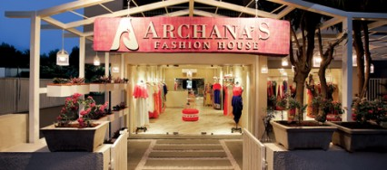 Archana's Fashion House, Gujarat, Urvi Shah & Associates, Archana Gupta.