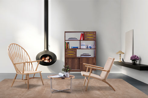 Yash Ravel, International furniture, Home&Hearth, Finn Juhl, Eero Saarinen.