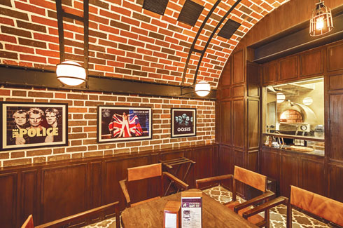 Gastropub, Khan Market, Manish Gulati, M:OFA Studios Pvt. Ltd, The Chatter House.