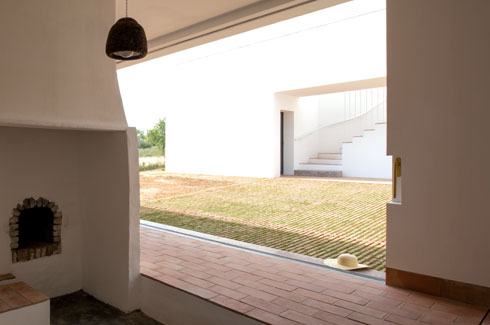 Casa Modesta, The Home Project Design Studio, Ria Formosa Natural Park.