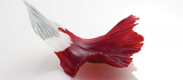 Kosogawa Runa, glass sculptures, Takayama, imaginative genius.