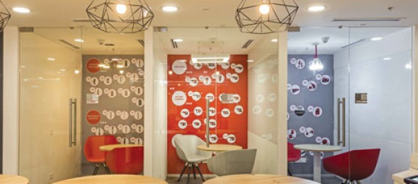 Hilti India, Ava Design Studio, Gurgaon.