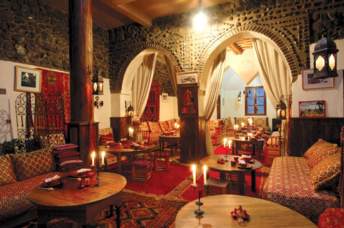 Morocco, Kasbah du Toubkal, Imlil, Mike McHugo, High Atlas range, sustainable tourism.