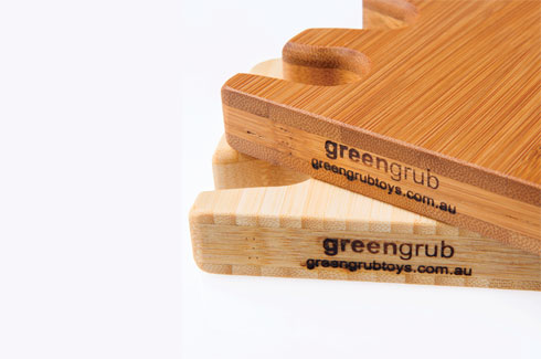 greengrub TOYS, Brisbane, Queensland ,  eco-friendly endeavour, Bamboo.