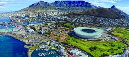 Cape Town, South Africa, Manor House, Franschhoek Valley, The Castle of Good Hope, Robben Island, The Clock Tower, Bo Kaap, the Auwal Mosque.