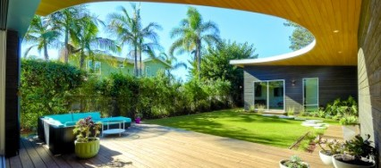 Surfside Projects, Steve Hoiles, Encinitas, California, Avocado Acres House, Lloyd Russell.