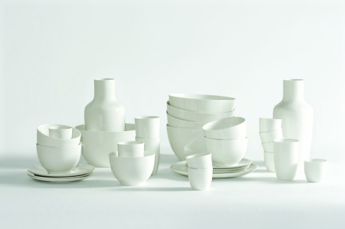 Hella Jongerius, Berlin, Netherlands, Royal Tichelaar Makkum, Seven Pots, Extended Jugs, B-set series, The Polder Sofa, Frog Table.