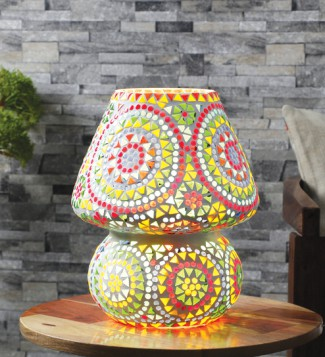 The Brighter Side, Seema Sharma, home decorative lights, Aaditya Koshe, old age charm, modern functionality, creative Indian lamps, Etched metal lamps, nautical tripod floor lamps, Industrial lamps.
