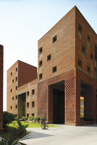 Shahjahanabad, IILM, Morphogenesis, Noida, chawl, sustainable, resource optimisation.