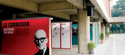 Le Corbusier, Embassy of Switzerland, Museum of Fine Arts of La Chaux-de-Fonds, Foundation Le Corbusier, Government Museum and Art Gallery, Chandigarh
