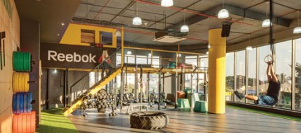 1Leaping Frog Studio, Cross-fit box, Fitness area, The Tribe Fitness Club.