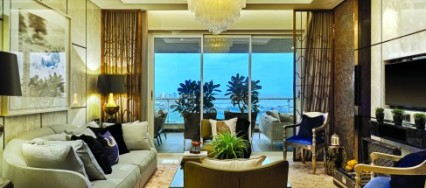 Minerva Residence, Mumbai, HBA, breath-taking views, contemporary.