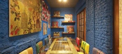 India Circus, Krsnaa Mehta, Mumbai, colours, lifestyle accessories, stationery, luxury wall art, wallpapers, furniture, cushions, crockery, rugs, carpets.